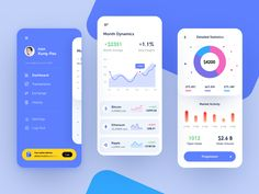 Crypto Coil Mobile designed by Halo Mobile for Halo Lab. Connect with them on Dribbble; Mobile App Design, Mobile Ui, Mobile Code, App Ui Design, Interface Design, User Interface, Ui Design Inspiration, Daily Inspiration, Design Trends