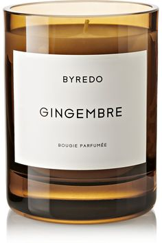Byredo – Gingembre scented candle