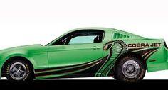 Bildergebnis für Mustang jet car