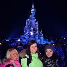 """Who says we have to grow up? ""    -Walt Disney♡  #disneylandparis #newyear #friends #beautiful #firework #celebrate #2015 #havefun #rollercoaster #frozen #minnie #shopping #nickelson #lovethem #lovedisney"