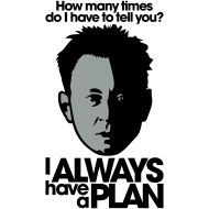 I Always Have a Plan- Ben , LOST