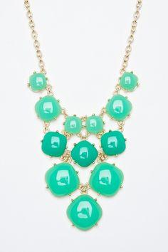 Beautiful turqoise necklace!