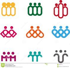 people logo design - Google Search