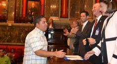 Proclamado Jorge Arellano como presidente de la FCU-ULA