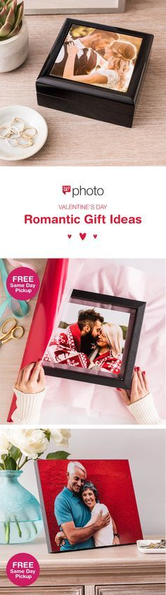 Create a one-of-a-kind photo gift for your special someone.