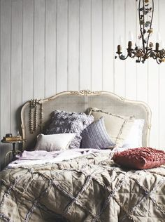 Yes its fancy... but its also dishevelled. This makes it quirky cool shabby chic....Love....DONE