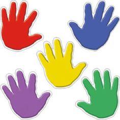 Helping Hands Accents: 30 helping hands, 3 each of 10 colors Size: x Nursery Activities, Toddler Learning Activities, Kindergarten Activities, Abc Worksheets, English Worksheets For Kids, Preschool Classroom, Future Classroom, Classroom Decor, Teacher Hacks