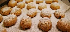 Ma'amul - Moroccan Date Cookies