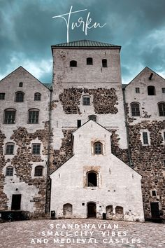 Scandinavian small city vibes and Medieval castles. Europe Travel Tips, Us Travel, Travel Guides, Travel Destinations, Finland Trip, Finland Travel, City Vibe, Wanderlust Travel, Luxury Travel