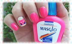Las uñas de Julia: Nails Art Máscara de Carnaval // Campeona de Masgl...