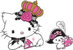 This is Charmmy kitty. Shes cute but exactly like hello kitty! Kitty Tumblr, Ghibli, Kitty Images, Right Meow, Hello Kitty Wallpaper, Sanrio Hello Kitty, Sanrio Characters, Little Twin Stars, Kawaii Drawings