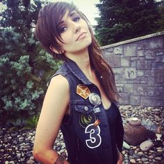 Lights Bokan new haircut