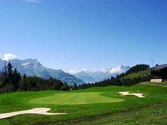 Golfclub Villars Ski, Golf Tips, Golf Clubs, Switzerland, Golf Courses, Hill Country Resort, Tourism, Landscapes, Skiing