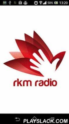 Rkm Radio  Android App - playslack.com , RKM Radio Solidaria es una emisora comprometida, que busca con un mensaje limpio y diferente acercar un mensaje de esperanza y conciencia al oyente. Animar en los tiempos que vivimos y alumbrar en la oscuridad.
