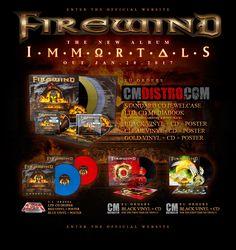 FIREWIND the official website
