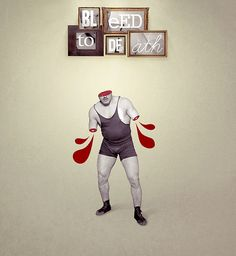 bleed to death - joseba elorza