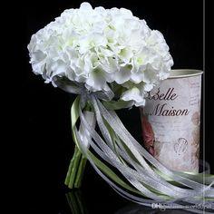 Risultati immagini per bouquet sposa ortensie