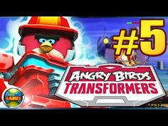 Angry Byrds Transformers Android IOS [HeatWave]