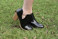 These booties will take any outfit to next-level stunning. Black goes with so much! We love this brand for its great fit and excellent quality at a great price! Girls Boutique, Crocs, Booty, Outfits, Collection, Black, Fashion, Clothes, Moda