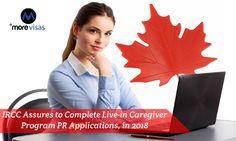 Migrate To Canada, Caregiver, Live