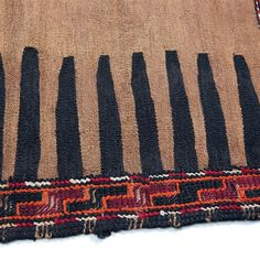 Vintage Turkish Kilim Soufreh Rug | The Loaded Trunk