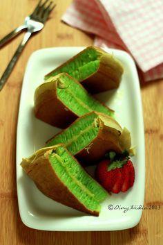 Martabak Manis Terang Bulan (Indonesian Pancake)