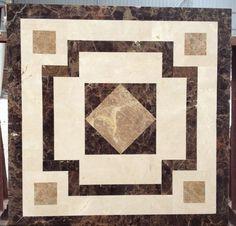 Marble Medallion Designs On Pinterest Border Design