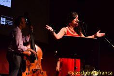 Alba Serrano & Brady Lynch About Nina en el Jazz Club de Vilafranca