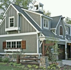 Image result for images homes with unpainted galvalume roof