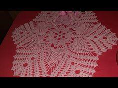 Crochet Patterns Filet, Doily Patterns, Crochet Doilies, Blanket, Rugs, Knitting, Pasta, Videos, Youtube