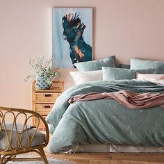 Home Republic - Alice Matelasse Quilt Cover   Bedroom   Adairs