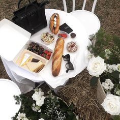 French picnic / cheese board / baguette / summer / celine nano bag / #celine #picnic #summer Instagram: @fromluxewithlove