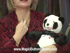 EFT for Kids - Children Therapy with Magic Buttons Tapping Bear