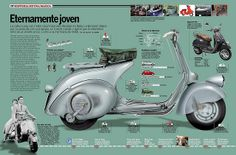 Aniversario de la VESPA, via Flickr.