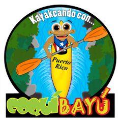Coquí Bayú-Kayak