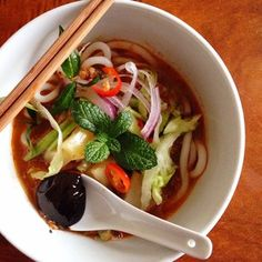 Assam Laksa | 22 Malaysian Foods Everyone Should Learn How To Cook