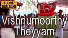 Vishnumoorthy Theyyam Full Video 1080p HD