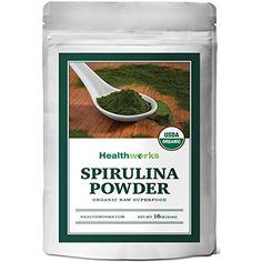 Healthworks Spirulina Powder 16 oz Raw Organic USDA Certi... https://www.amazon.com/dp/B01G3HF44A/ref=cm_sw_r_pi_dp_nfPMxbVVQXWE7