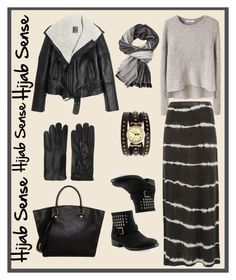 """Untitled #127"" by hijab-sense ❤ liked on Polyvore featuring Lot78, T By Alexander Wang, Acne Studios, Pull&Bear, Denis Colomb and Aéropostale"