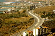 .LEBANON, HIGHWAY TO TRIPOLI