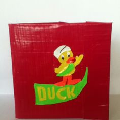 Duck Brand wallet made by Dalton
