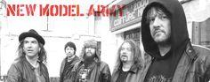 New Model Army Live At Rock City Nottingham - Rock City