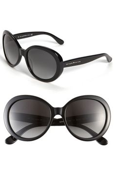 Kate Spade New York... usually wear Kate eyewear and LOVE them... discussions... decisions!