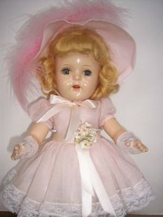1941 Madame Alexander Princess Elizabeth Kate Greenaway Composition Doll