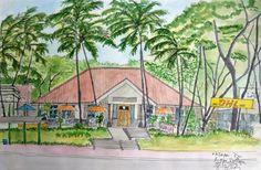 Rumah Makan Klapa Ijo Lippo Village