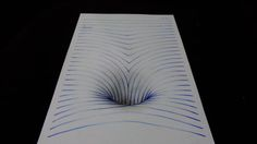 Notepad Illusions Look Like 3D Sculptures, But They're 2D Illustrations
