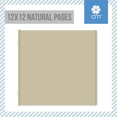 Our Natural plain pages allow you to start your page with a blank canvas and create it your way. The original, the best. All pages come with Page Protectors. #CreativeMemories http://www.creativememories.com/creative-memories/pages-protectors/plain-pages-protectors.html