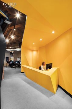 Rivals of the Companies Behind These 7 Innovative Offices are Green with Envy