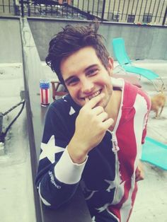 Nico Tortorella from The Following