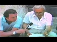 """Sermoneta:""""Una poesia del Maestro Guido"""".Von Fausto Ciotti"""